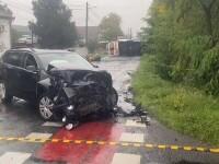 Accident între un microbuz și un autoturism în Arad, cu 23 de persoane implicate. A fost activat Planul Roșu