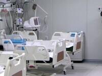 GCS: La nivel național, în acest moment, sunt disponibile două paturi libere de ATI pentru bolnavii COVID