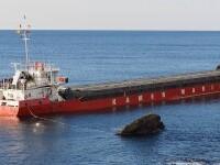 Catastrofă ecologică în Marea Neagră. Nava cargo Vera Su, care are 3.000 de tone de uree la bord, a început să se scufunde