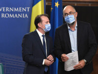 Criză politică în România. PNL și UDMR nu se grăbesc să accepte propunerile lui Cioloș