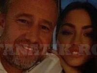 Foto exclusiv. Prima poză a noului cuplu Reghe - Corina