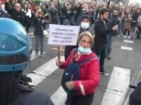 proteste italia certificat