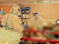 România începe să trăiască iadul din Lombardia, de la începutul pandemiei. Nu mai este niciun loc liber la ATI în toată țara