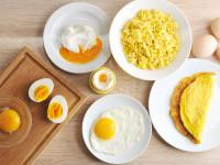Prăjit, fiert sau omletă? Varianta de preparare a oului care îngrașă cel mai mult