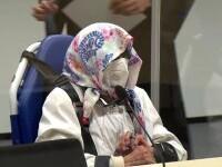 Fosta secretară a lagărului nazist Stutthof, în vârstă de 96 de ani, a ajuns ieri în fața judecătorilor