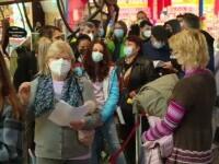 Copleșită de pandemie din cauza nevaccinaților, România cere asistență internațională. Situația e mai gravă decât în Rusia