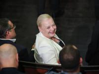 Deputatul PSD Rodica Nassar a mers în Parlament purtând la gât medalion antiCovid. FOTO