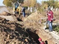 cimitir slobozia, inmormantari, decese covid, coronavirus