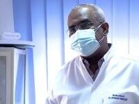 """Medicul sudanez revenit în România ca să-i îndemne pe oameni să se vaccineze. """"Ne-a convins și am venit să-l fac"""""""