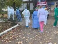 Spitalul Tg. Cărbunești ar fi rămas fără oxigen din cauza unei erori umane. Trei paciente Covid au murit