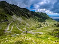 Circulația rutieră va fi închisă de luni pe Transfăgărășan. Anunțul CNAIR