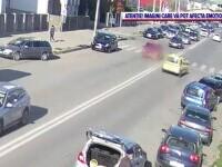 Fetiță de 10 ani, lovită de mașină pe trecerea de pietoni de un șofer de 70 de ani. Ce a făcut apoi