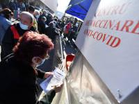 Descinderi la un centru de vaccinare din Sectorul 2. Există suspiciuni legate de eliberarea unor certificate false