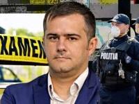 Primarul care a vrut să fenteze rândul la examenul auto și a intrat în față, escortat de polițiști: \
