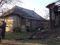 Doi bărbați au fost găsiți carbonizați, în Bacău. Cei doi au băut și nu au simțit când casa a luat foc