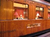 Legendarul Orient Express a oprit in Gara Regala din Sinaia
