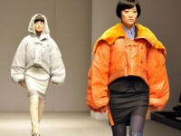 Pentru o saptamana, Tokyo este capitala modei