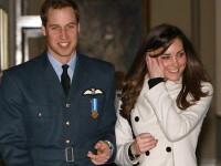 Printul William si iubita sa au stabilit data: se casatoresc in iunie 2011