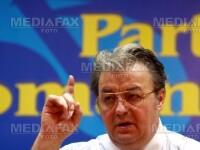 Corneliu Vadim Tudor ramane vicepresedinte al Senatului
