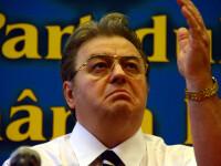 Corneliu Vadim Tudor, reales la al cincilea Congres PRM