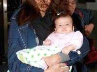 Jessica Alba isi arata bebelusul!