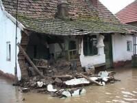 Casa sinistratei din Saucesti-Bacau, a fost mobilata de Maria Basescu