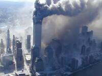 Lumea dupa 11 septembrie: Prabusirea turnurilor gemene! IMAGINI AMATOR