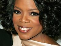Oprah Winfrey, cea mai generoasa vedeta din lume