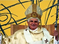 Final grandios pentru vizita Papei in Franta