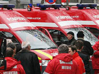 Primul serviciu mobil de urgenta, la Buzau