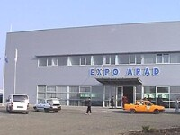 Complexul Expo Arad International se extinde