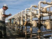 Pretul petrolului a urcat miercuri cu aproape trei dolari