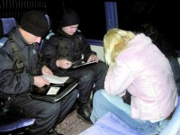 Imoralitate: si-au pus casa la dispozitia unei prostituate