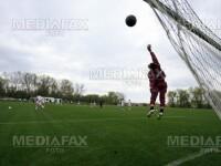 Consilierii aradeni, invinsi de unguri la fotbal