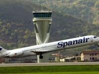 Imaginile accidentului aviatic din Madrid au fost date publicitatii