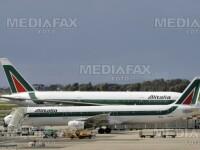 Compania italiana Alitalia, in pragul falimentului