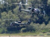 Fortele pakistaneze au deschis focul asupra a doua elicoptere americane