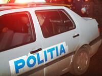 Accident in lant in zona Piata Presei Libere