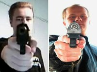 Atacatorul din Finlanda comunica cu alti criminali prin internet