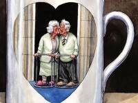 S-au casatorit dupa 40 de ani de la despartire