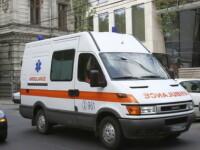 O tanara din Suceava a sarit de la etajul unui bloc ca sa scape de viol
