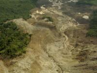 Georgia: Sase morti in urma unei alunecari de teren