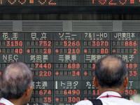 Bursele asiatice, la minimele ultimilor trei ani. Dow, la minim istoric