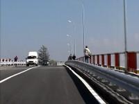 Podul Zizin a fost redat circulatiei
