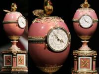 Faberge, o marca istorica de bijuterii, a fost readusa la viata!