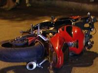 Accident grav pe DN1! Motociclist spulberat pe sosea de un sofer imprudent