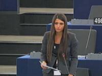 Elena Basescu in PE: Criza a avut un efect limitat asupra femeilor din tara