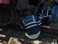 Accidentul feroviar de la Craiova, din cauza unor suruburi demontate