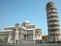 In ciuda italienilor. Arabii din Dubai au cel mai inclinat turn din lume