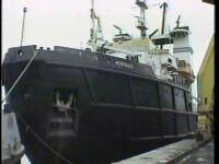 Scoaterea navei turcesti scufundate in Marea Neagra costa 500.000 de euro